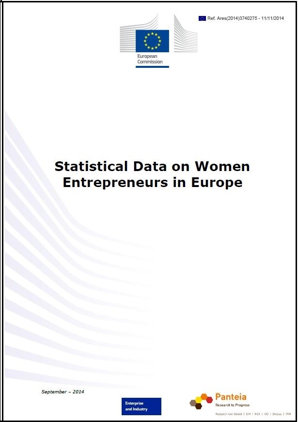Statistical Data Women Entrepreneur Report